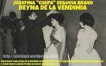 """JOSEFINA """"CHEPA"""" SEGOVIA BRAVO- REYNA DE LA VENDIMIA ABANCAY 1963"""
